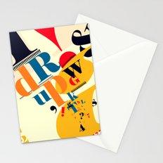 C'est magnifique Stationery Cards