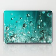 Wild Cactus Drops iPad Case