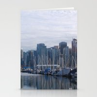 Downtown Vancouver Stationery Cards