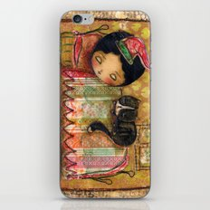 Sleep Tight My Darling One iPhone & iPod Skin