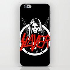 Vampire Slayer iPhone & iPod Skin