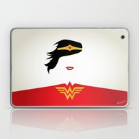 Wonder Girl Laptop & iPad Skin