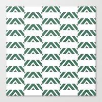 Pattern11 Canvas Print
