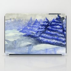 Fictional Landscape II iPad Case