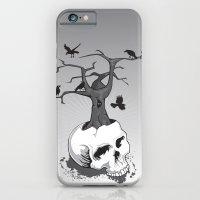 Skull and Tree iPhone 6 Slim Case