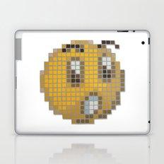 Emoticon Ohh Laptop & iPad Skin