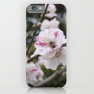 iPhone & iPod Case featuring Peach Blossom by Deborah Janke