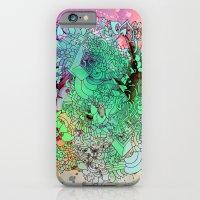 iPhone & iPod Case featuring things by Duygu Kondoglu