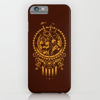 iPhone & iPod Case featuring Steampunk 1852 by WinterArtwork