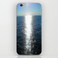 Horizon iPhone & iPod Skin