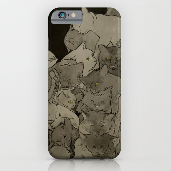 Cats & More Cats iPhone & iPod Case