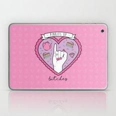Pinkies Up, Bitches Laptop & iPad Skin