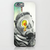 Lung Blood iPhone 6 Slim Case