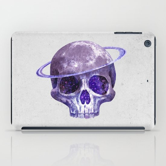 Cosmic Skull iPad Case