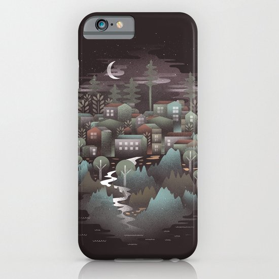 The North iPhone & iPod Case