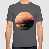 High Feelings by Debbie Porter - Designs of an Eclectique Heart Mens Fitted Tee Asphalt SMALL