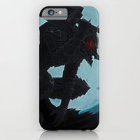 iPhone & iPod Case featuring Berserk Armor by Yvan Quinet