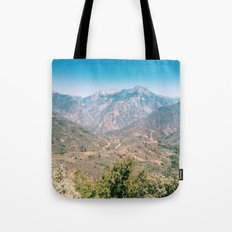 Kings Canyon Tote Bag