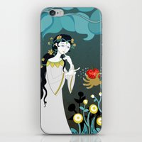 Snowhite And The Evil Wi… iPhone & iPod Skin
