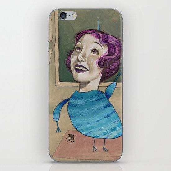 RAISE YOUR HAND iPhone & iPod Skin