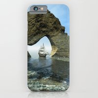 ship iPhone & iPod Cases featuring Ship by nicky2342