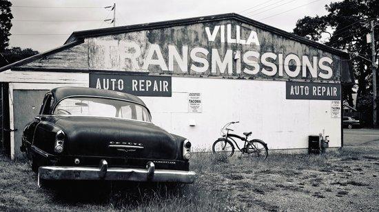 Transmission shop Art Print