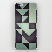 :: Geometric Maze VIII :… iPhone & iPod Skin