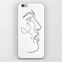 Artlessness II iPhone & iPod Skin