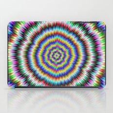 eye boggling psychedelic iPad Case