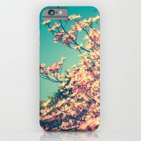 Her Favorite Color was Pink Flowers iPhone 6 Slim Case