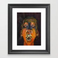 Guilty Pleasures Framed Art Print