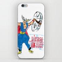 Please Hammer Don't Hurt 'Em iPhone & iPod Skin