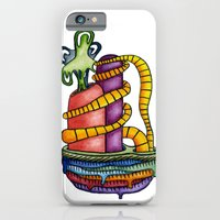 iPhone & iPod Case featuring Pining Vine by BrainSoup