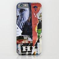Urban collage iPhone 6 Slim Case
