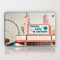 Carnival Funnel Cake Factory  Laptop & iPad Skin