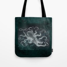 Dreaming of Kraken Tote Bag