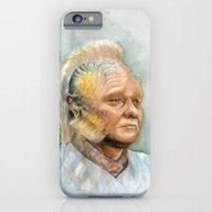 iPhone & iPod Case featuring Neelix Star Trek Waterco… by Olechka