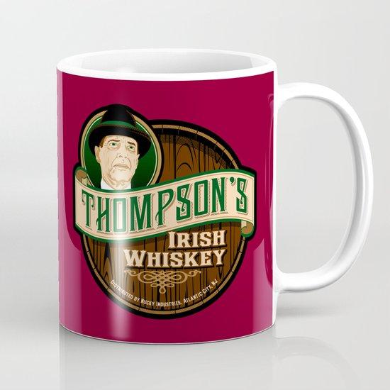 Thompson's Irish Whiskey Mug