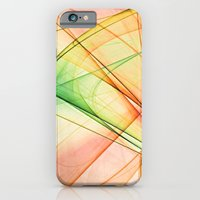 tequila sunrise iPhone 6 Slim Case