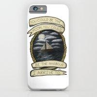 Nautical Drawing iPhone 6 Slim Case