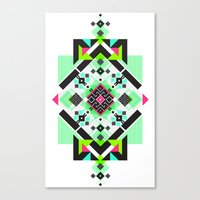 ::: Space Rug3 ::: Canvas Print
