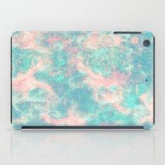 Ocean Foam iPad Case