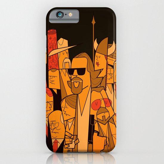 The Big Lebowski iPhone & iPod Case