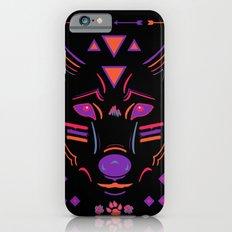 Eighties Wolf Slim Case iPhone 6s