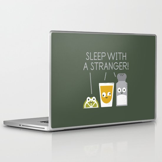 Sublimeinal Message Laptop & iPad Skin