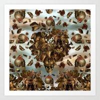 Sanctus Art Print