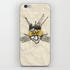 fact iPhone & iPod Skin