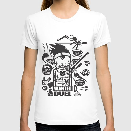 SORRY I MUST KILL YOU ! - DUEL T-shirt