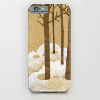 iPhone & iPod Case featuring Forest is Alive! by Hyein Lee