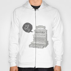 cash register Hoody